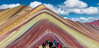 Una nueva «Montaña de 7 colores» aparece en Cusco
