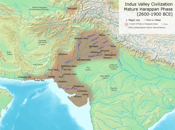 La civilización del Valle del Indo