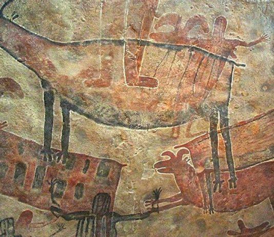 Hallan pinturas rupestres de hace 40.000 años en Indonesia