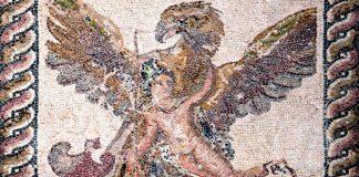 Mosaicos romanos de baños de 2.000 años revelan el «humor sucio» en el pasado