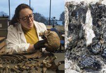 Arqueólogos desentierran esqueleto de un hombre medieval víctima de asesinato