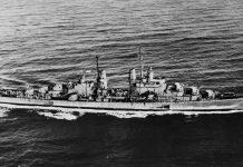 Hallan causa del hundimiento de un barco de guerra de EE.UU. de la Primera Guerra Mundial