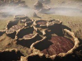 Arqueólogos descubren una metrópolis perdida en Sudáfrica