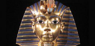 Así luce el interior de la tumba restaurada de Tutankamón