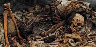 Hace 500 años esta cultura sacrificó a cientos de niños y llamas y nadie sabe por qué