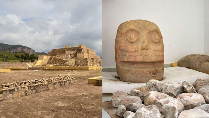 Hallan el primer templo de un antiguo dios mexicano donde los sacerdotes despellejaron humanos para sacrificarlos