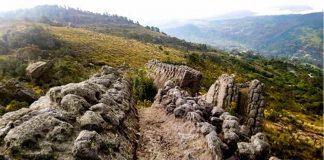 Hallan en Colombia un sitio al que los muiscas subían «a crear pensamiento»
