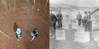 Hallan la casa de hielo subterránea más antigua que servía como fábrica de hielo