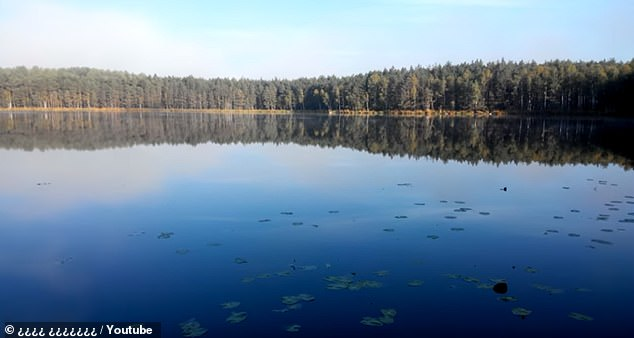Se cree que el lago Semlevo en la región de Smolensk contiene el botín de Napoleón desde el siglo XIX, pero Ryzhkov dice que esto es un fraude