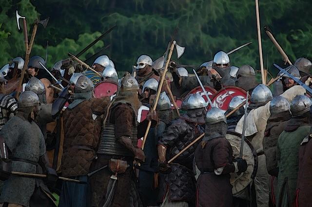 Los cuentos de vikingos pueden ser muy exagerados según un académico danés que cree que los monjes ingleses descontentos difundieron «noticias falsas» sobre sus antepasados