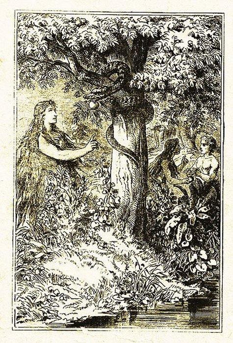 Lilith, la primera esposa de Adán según el Génesis Rabbah