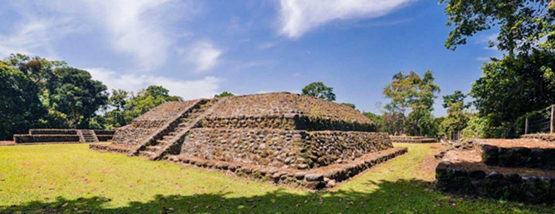 Ruinas de Izapa, Chiapas, México