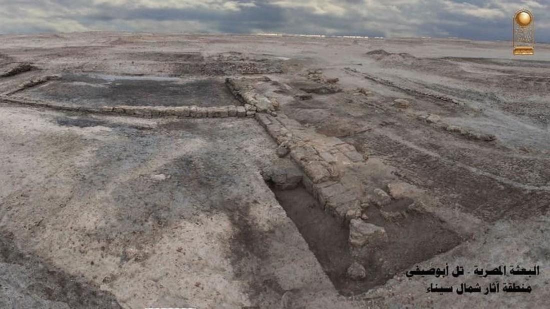 Descubren en Egipto un taller náutico de las eras ptolemaica y romana