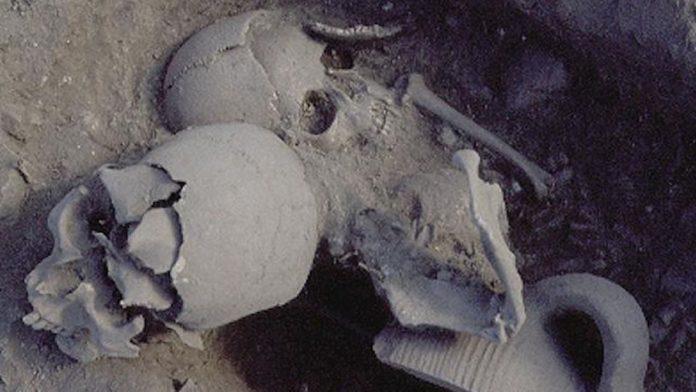 Este defensor de un fuerte bizantino fue decapitado por los otomanos