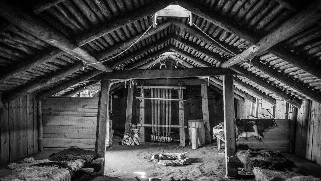Dentro de la casa de un vikingo: portales a los muertos, artefactos mágicos y niños enterrados bajo un corazón