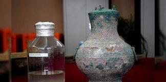 Descubren un «Elixir de la Inmortalidad» por primera vez en China en una tumba de 2.000 años