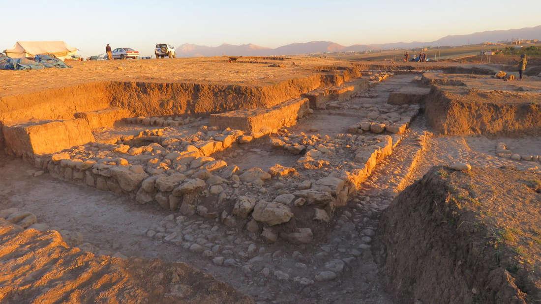 Hallan una ciudad «perdida» de 4.000 años que bordeaba a Mesopotamia