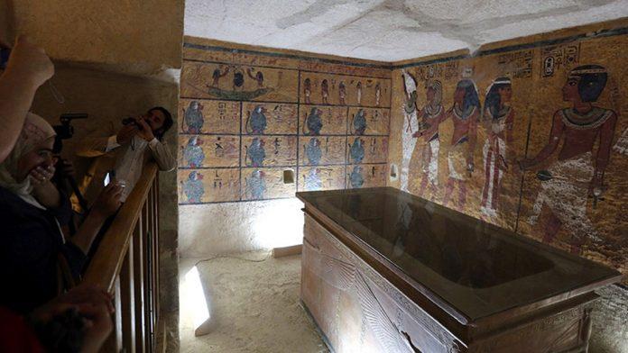 Redescubren objetos de Tutankamón perdidos hace casi 50 años