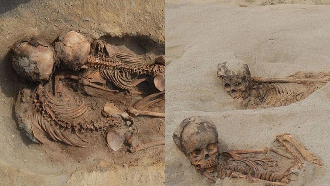 Cientos de niños y llamas sacrificados tenían sus corazones arrancados y fueron ofrendados en el siglo XV