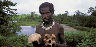 Una dieta de cerebros humanos ayudó a una tribu de Papúa-Nueva Guinea a resistir enfermedades