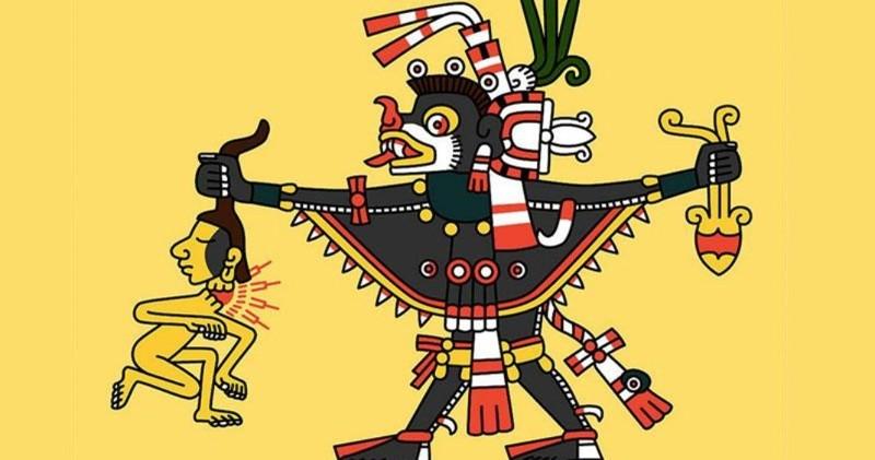 «Camazotz» o '«Camazot» es un personaje de la mitología maya