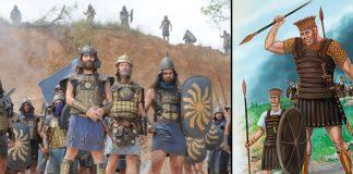 ADN revela quiénes eran los Filisteos y los Pueblos del Mar