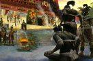 Los antiguos mayas tuvieron una guerra violenta mucho antes del colapso de su civilización