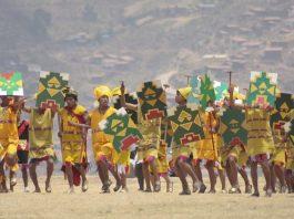 Los Incas hacían rituales con cabezas cortadas y modificadas para asustar a los enemigos