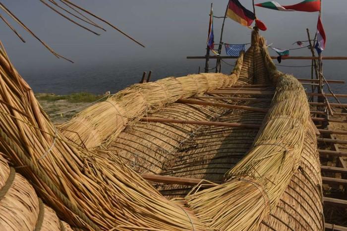 ¿Hicieron los antiguos egipcios un viaje épico en el mar?