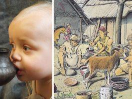 Científicos descubren el primer biberón del mundo en Baviera usado hace más de 2.500 años